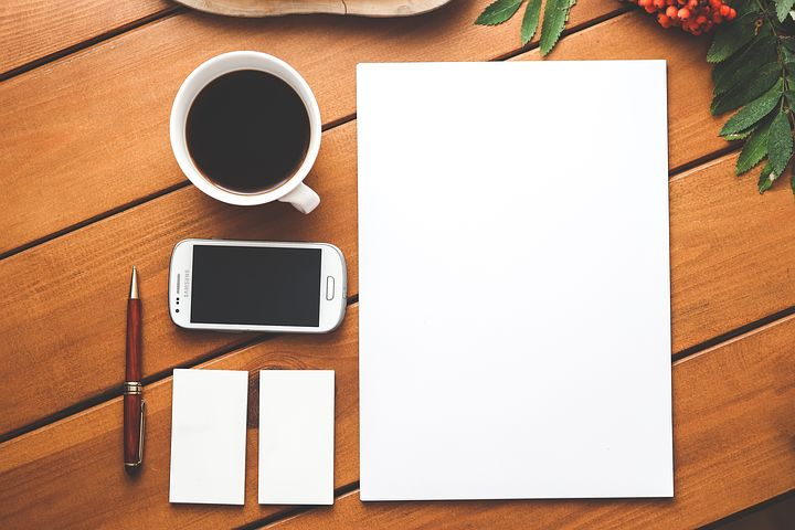 desk-top-blank-template